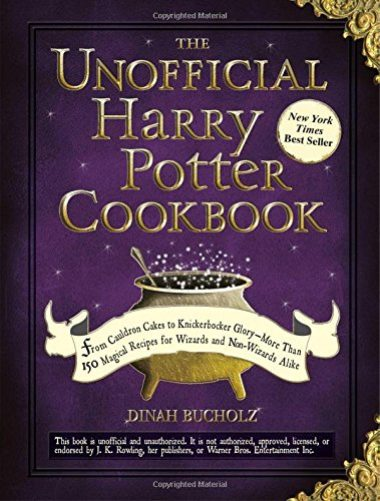The Unofficial Harry Potter Recipe Collection