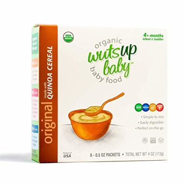 Best Organic Baby Cereals To Consider In 2019 Borncute Com