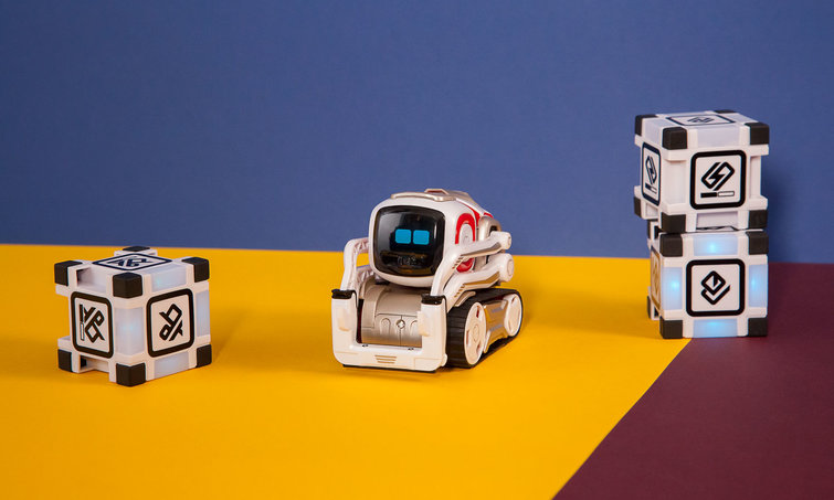 The Anki Cozmo Robot is a fun and educational toy.