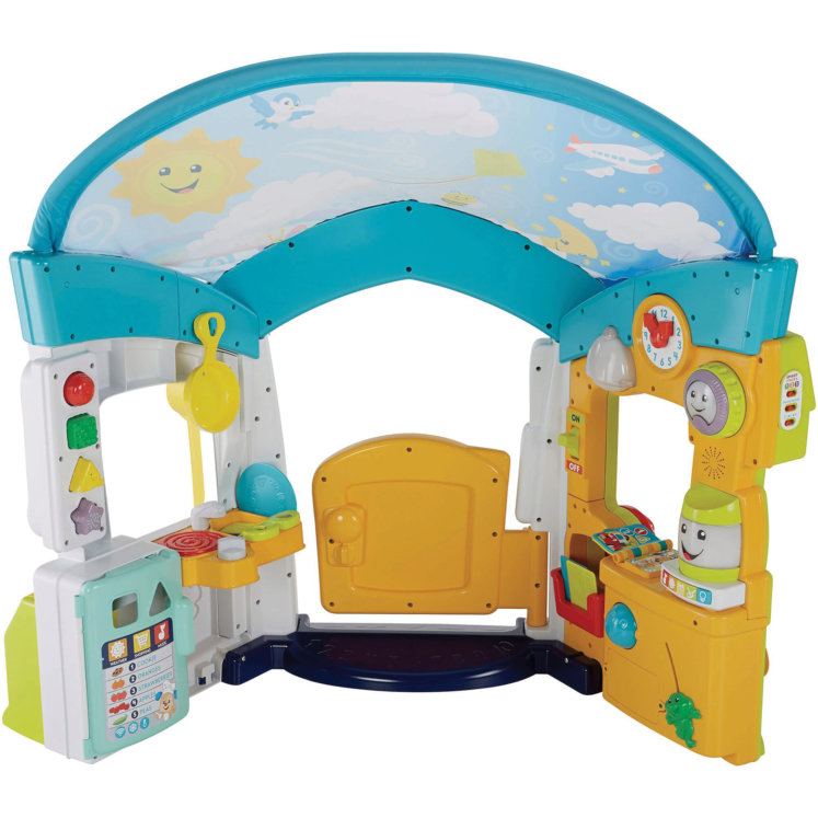 Fisher Price Laugh and Learn Smart Learning Home
