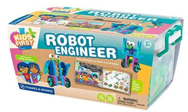 Kids First Engineer Kit and Storybook