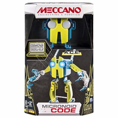 Micronoid Code A.C.E. Programmable Robot Building Kit
