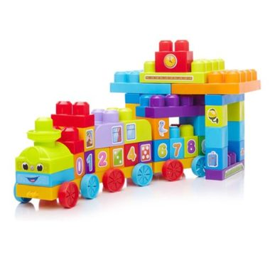 First Builders 123 Learning Train