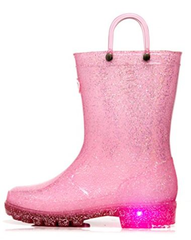 Outee  Light-Up Rain Boots