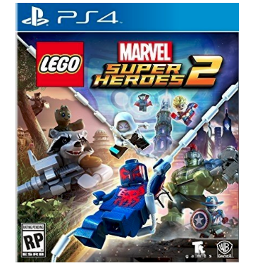 With the Lego Marvel Superheroes 2 PlayStation 4 you can travel through lands.