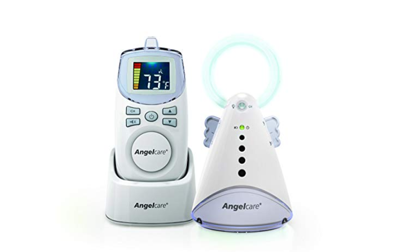 Angelcare Baby Sound Monitor Two Units
