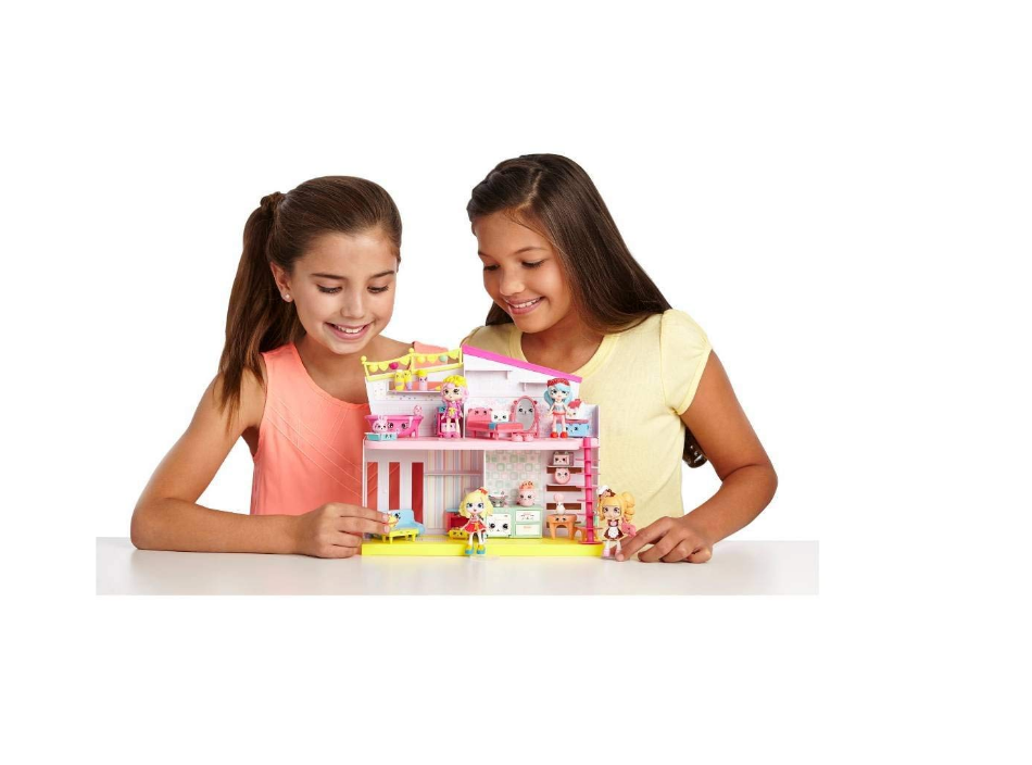 The Shopkins Happy Places Happy Home is perfect for 5 year olds and up.