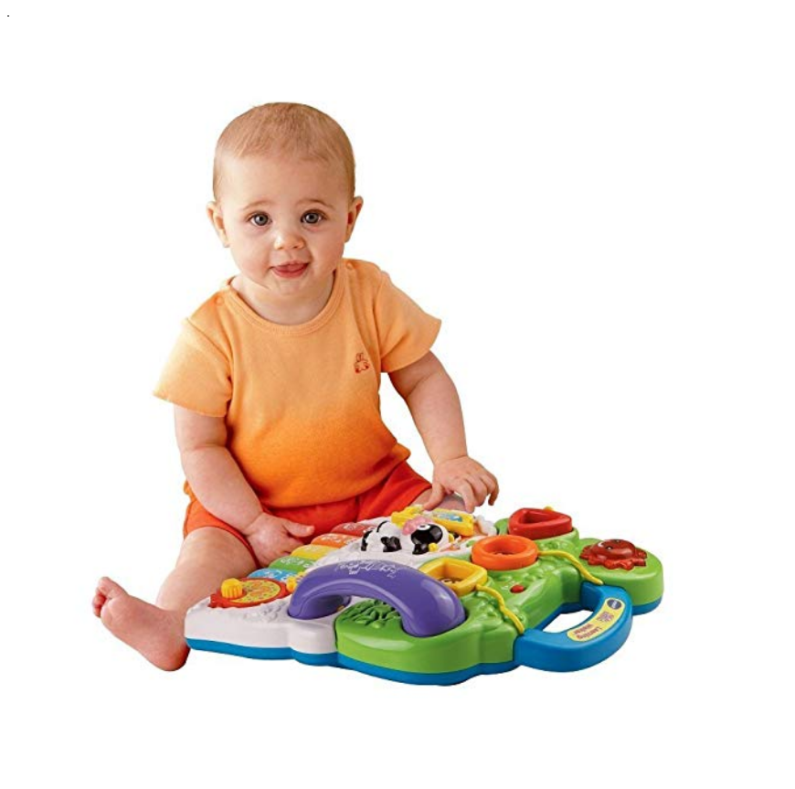 VTech Sit-to-Stand Learning Walker baby