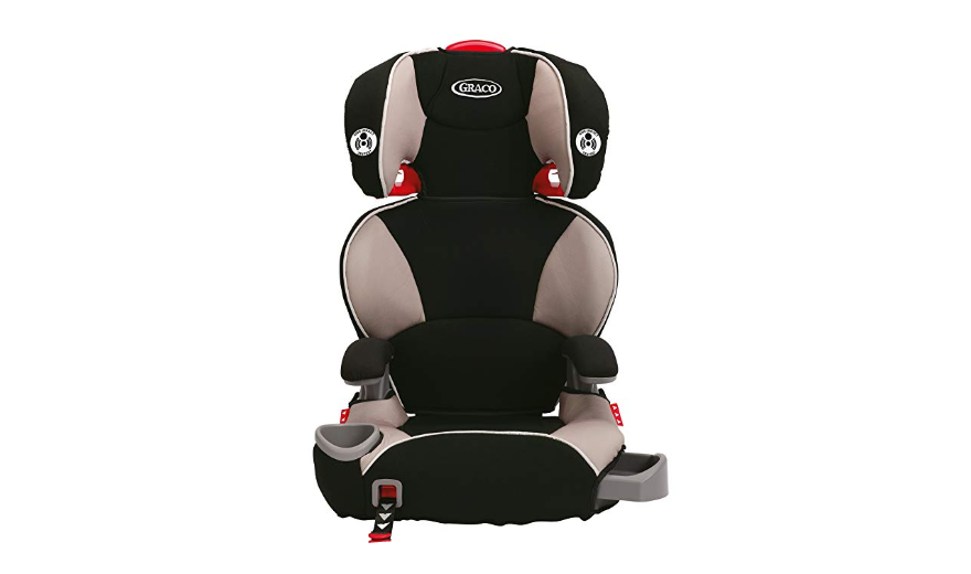 Graco Affix High Back Car Seat front