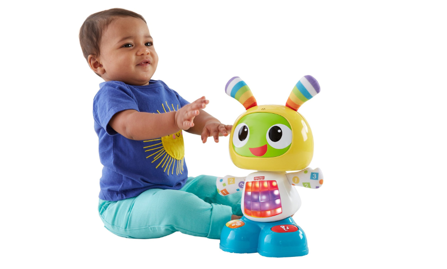 Fisher Price BeatBo and baby