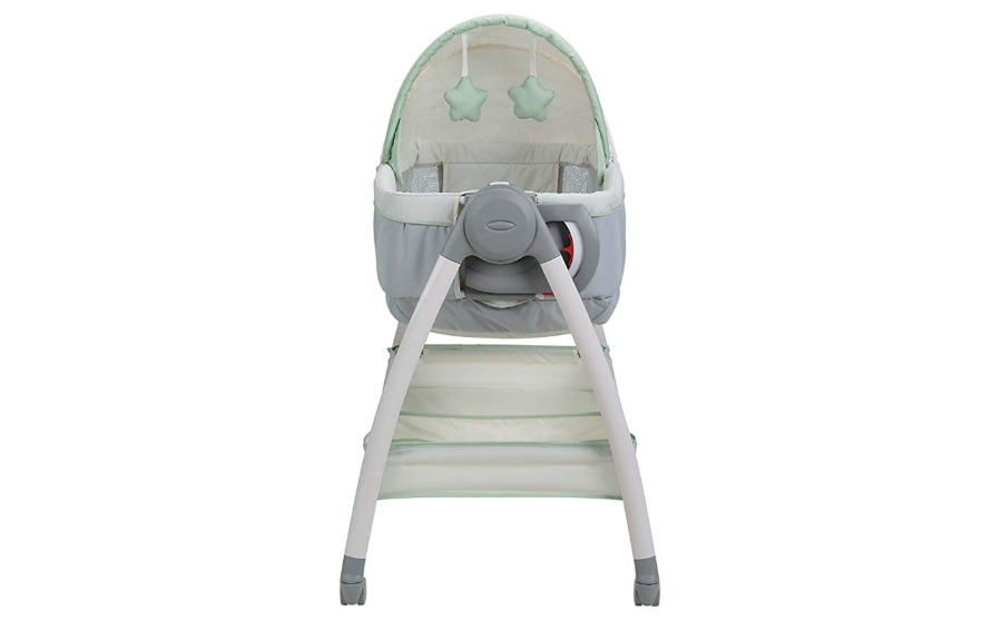 Graco Dream Suite Bassinet front