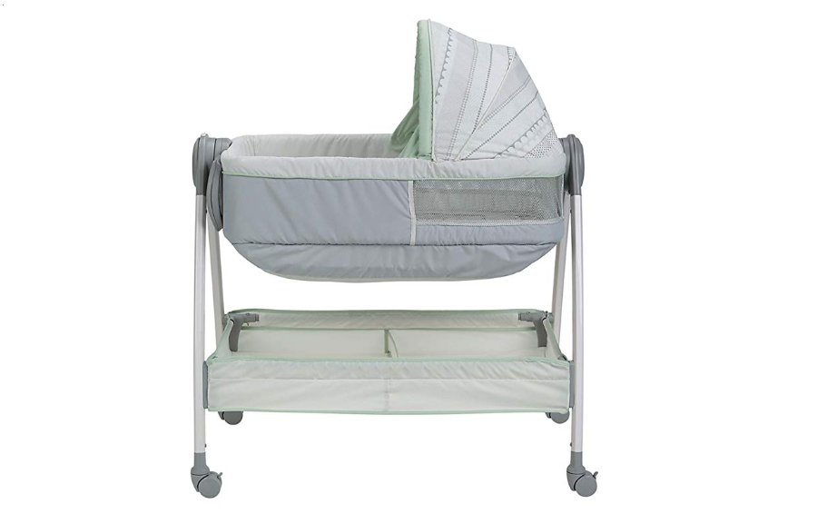 Graco Dream Suite Bassinet side
