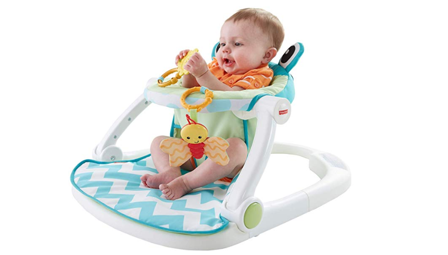 Incredible Fisher Price Sit Me Up Floor Seat Squirreltailoven Fun Painted Chair Ideas Images Squirreltailovenorg
