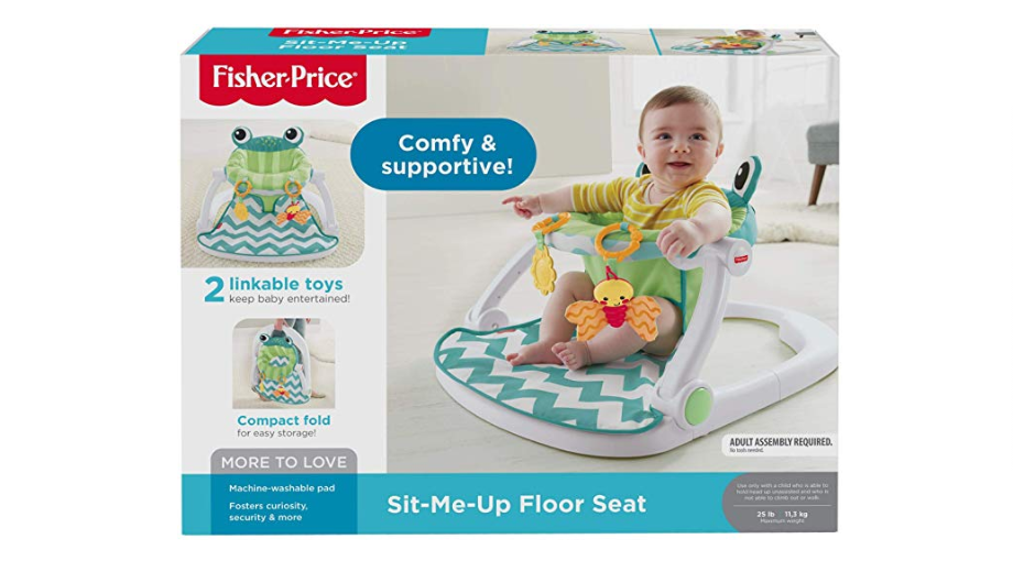 Fisher Price Sit Me Up Floor Seat Is It A Must Have In 2020