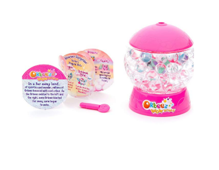 The Orbeez Wow World Wowzer Surprise Magical Pets are collectible toys.