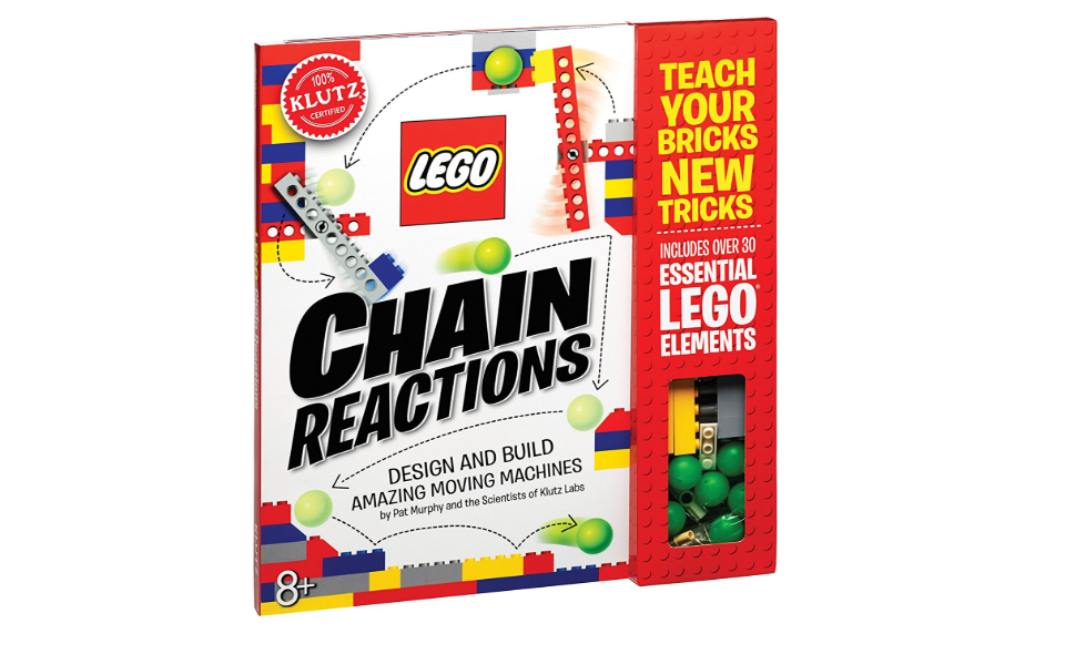 Lego Chain Reactions box