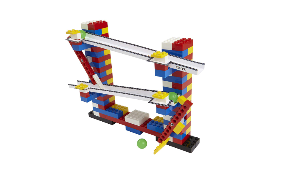 Lego Chain Reactions model