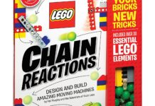 Lego Chain Reactions merges science and fun