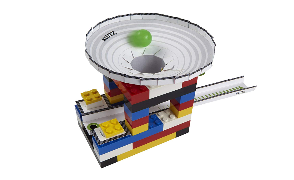 Lego Chain Reactions funnel