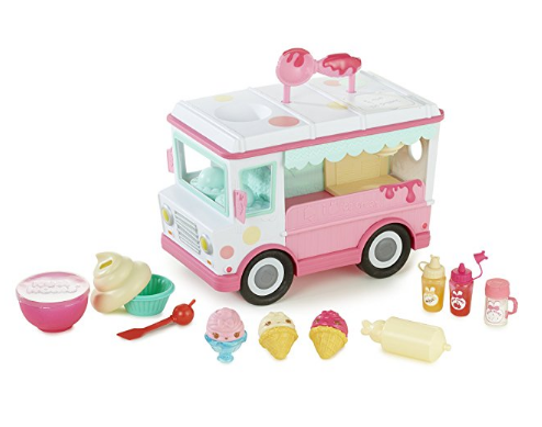 Num Noms Lipgloss Truck Craft Kit toy