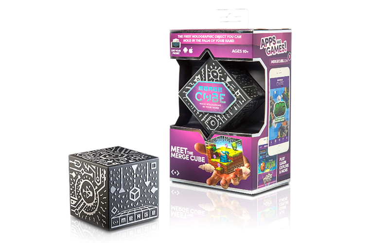 Merge Cube Package
