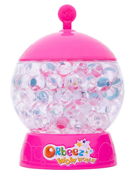 Orbeez Wow World Wowzer Surprise Magical Pets include two globes.