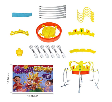 Chow Crown Game accessories