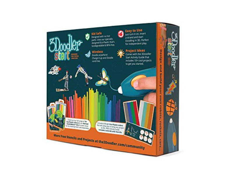3Doodler 3D pen instructions
