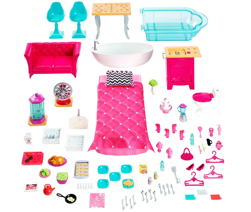 Barbie Dreamhouse accessories