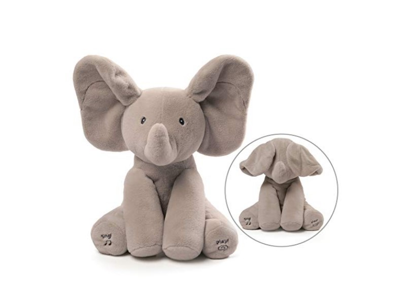 Flappy the Elephant adorable plush toy by GUND