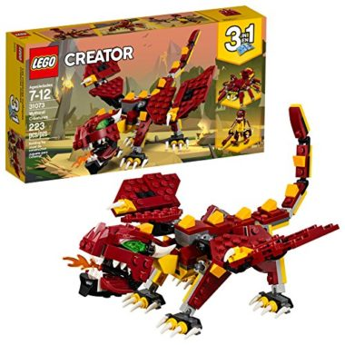 LEGO Creator 3in1 Mythical Creatures