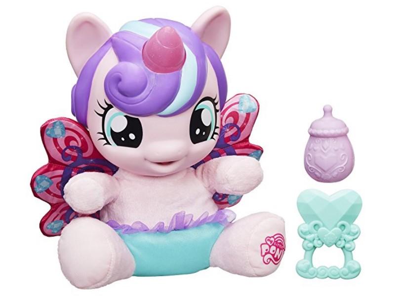 My Little Pony Baby Flurry Heart set
