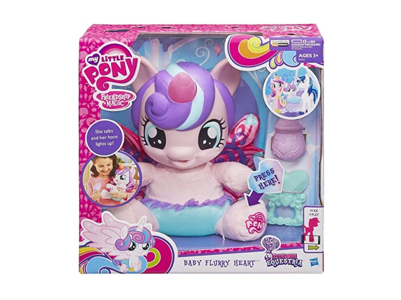 My Little Pony Baby Flurry Heart packaging