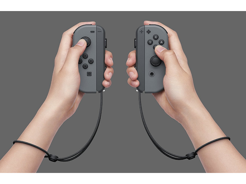 You can take the Nintendo Switch anywhere you go.