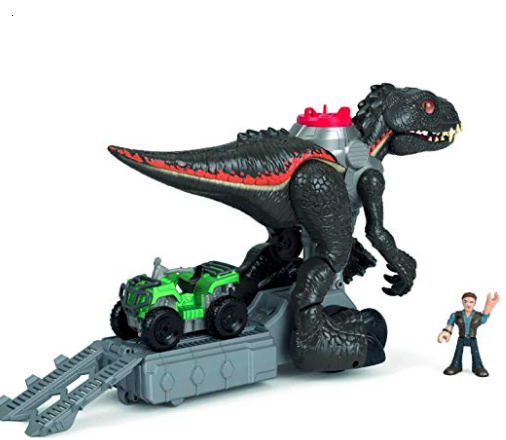 Fisher-Price Imaginext Jurassic Park Walking Indoraptor mode 1