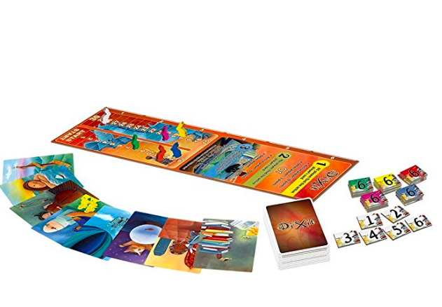 Dixit board game set