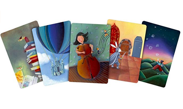 Dixit game cards