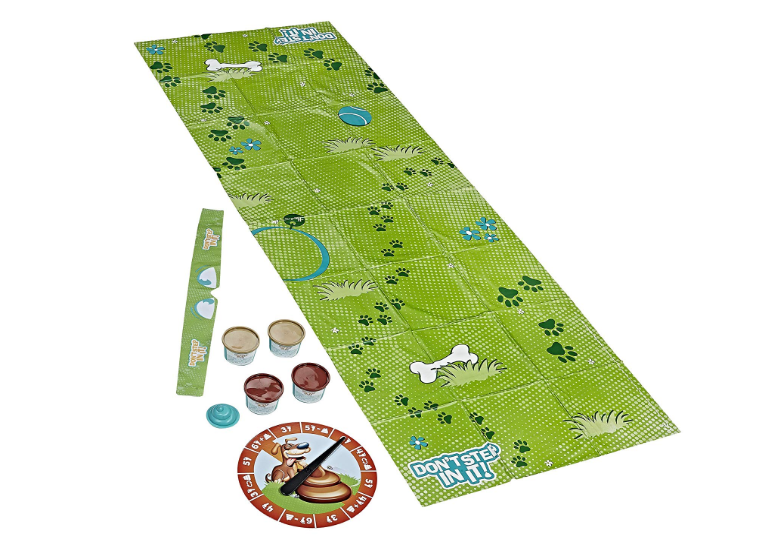Don't Step In It! game mat