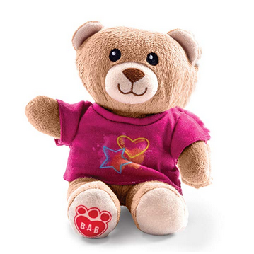 You can make your own fluffy animal with the Build A Bear Workshop Stuffing Station.