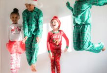 For a perfect Christmas night, choose from the best family Christmas pajamas.