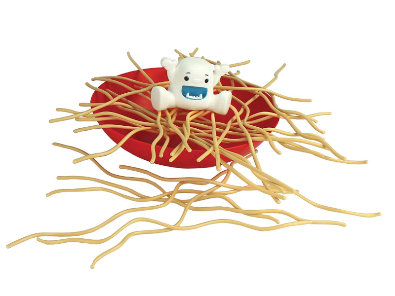 Yeti in my Spaghetti game set