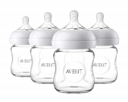 1. Philips Avent Natural 4 Ounce