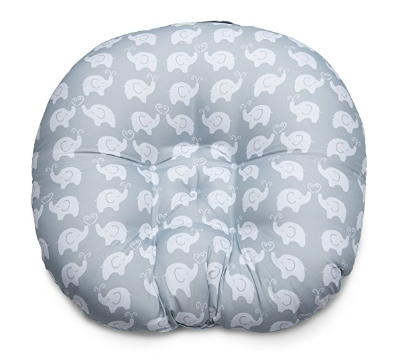 The Boppy Newborn Lounger is made wih high-quality materials.