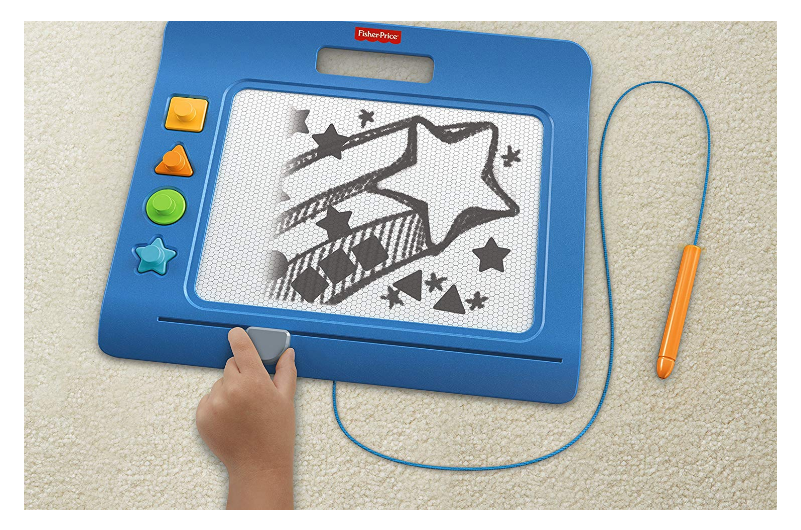 Fisher-Price DoodlePro draw and erase!
