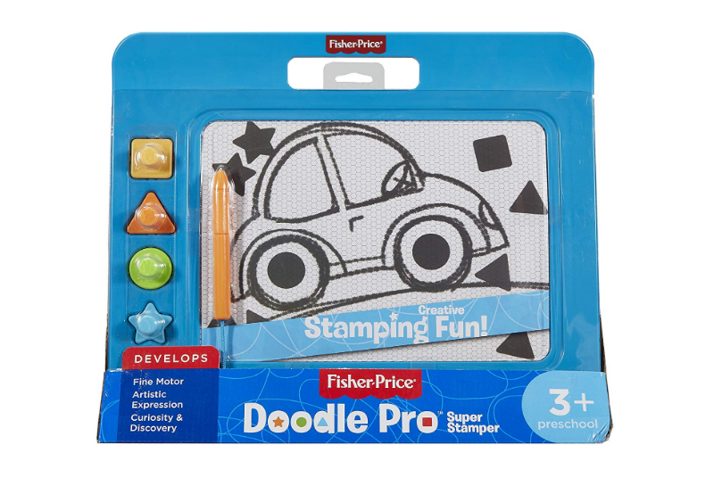 Fisher-Price DoodlePro packacing