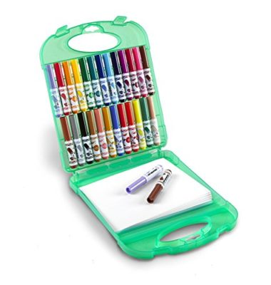 Pip-Squeaks Washable Markers & Paper Set