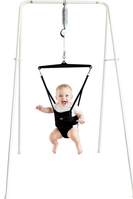The Jolly Jumper was designed with babies' proper development in mind.