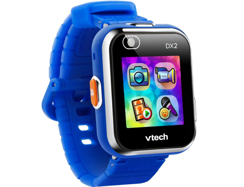 The VTech Kidizoom Smartwatch has a modern design