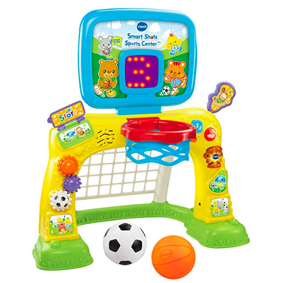 VTech Smart Shots Sports Center 2 in 1 sports toy