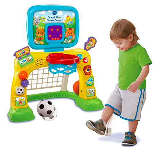 VTech Smart Shots Sports Center is a great first sports toy